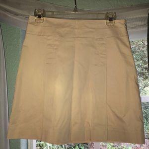 Banana Republic Khaki mini skirt 2